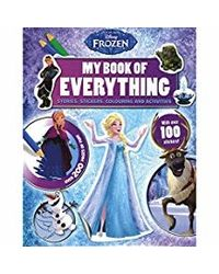 Disney Frozen My Book of Everything: Stories, Stickers, Colouring and Activities