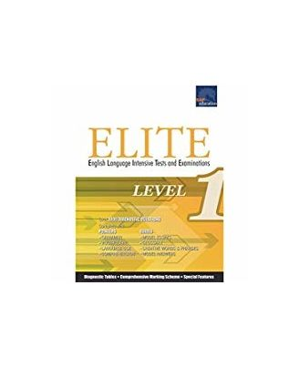SAP Elite English Language Intensive Tests And Examinations Level 1