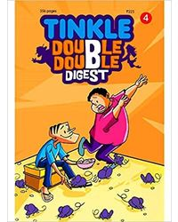 Tinkle Double Double Digest No. 4