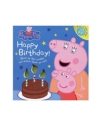 Peppa Pig: Happy Birthday! (Sound Book)