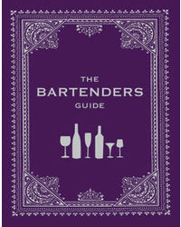 The bartenders guide b(rs. 395)