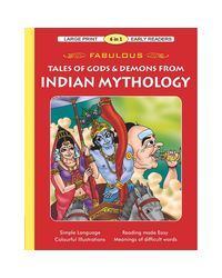 Fabulous Tales of Gods & Demons From Indian Mythology