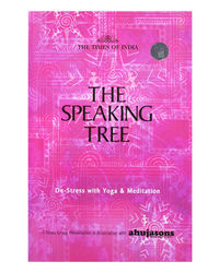 The Speaking Tree: De- Stress With Yoga And Meditation
