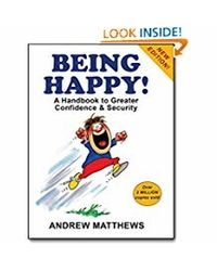 Being happy-