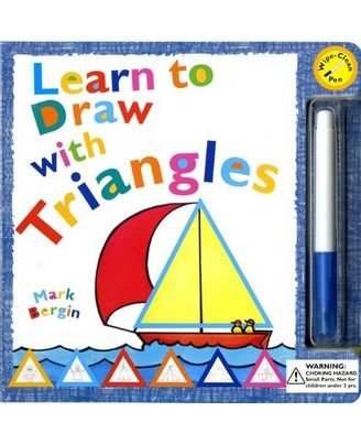 Learn to draw with triangles (
