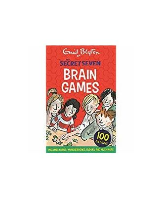 Secret Seven: Secret Seven Brain Games