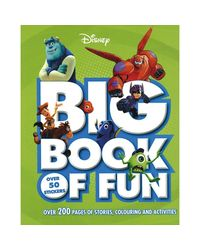 Disney Big Book of Fun