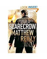 Scarecrow: A Shane Schofield Thriller
