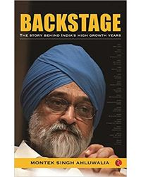 Backstage: The Story Behind India' s High Growth Years