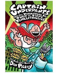 Capt underpants & terrifying r