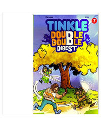 Tinkle Double Double Digest No. 7