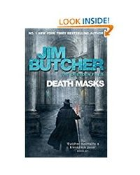 Death Masks: The Dresden Files- Book 5 (Harry Dresden)