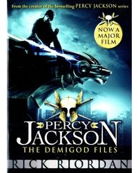 Percy Jackson: The Demigod Files (Film Tie- in) (Percy Jackson and the Olympians