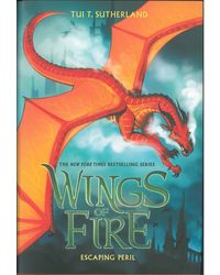 Wings of Fire# 08: Escaping Peril