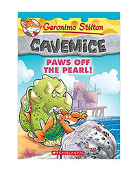Geronimo Stilton Cavemice# 12: Paws Off The Pearl!