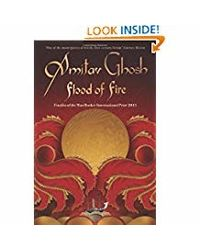 Amitav Ghosh Flood of Fire