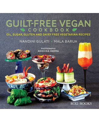 Guilt- Free Vegan Cookbook
