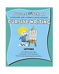 Cursive Writing Letters (Parragon_ WorkBooks)