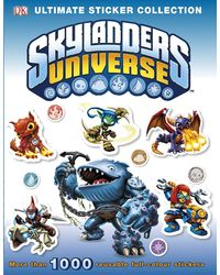 Skylanders Universe Ultimate Sticker Collection (Ultimate Stickers)