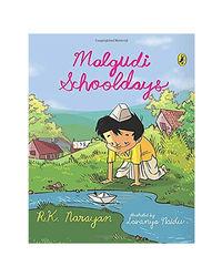Illustrated Malgudi Schooldays