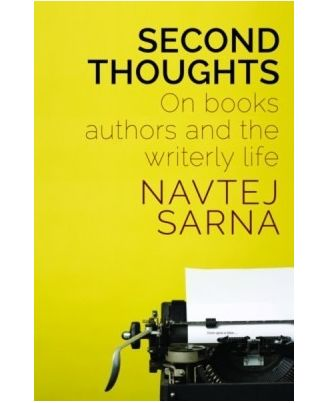 Second thoughts: books, autho