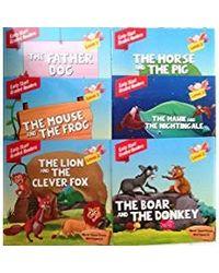 Early Start Graded Readers Level 2 (Set of 6 Books) (Early Start Graded Readers)