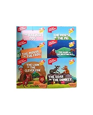 Early Start Graded Readers Level 2 (Set of 6 Books) (Early Start Graded Readers)