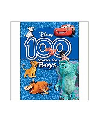 Disney 100 Stories for Boys