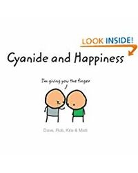 Cyanide And Happines: I'M Giving You The Finger