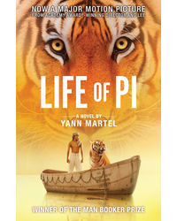 Life of pi film tie in