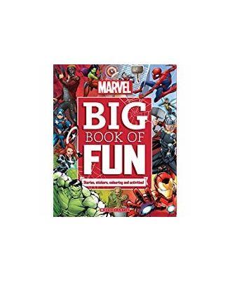 Marvel Big Book of Fun