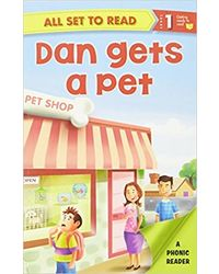 All set to read dan gets a pet