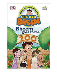 Chhota Bheem- Bheem Goes To The Zoo