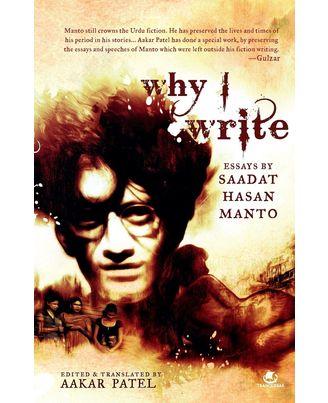 Why i write
