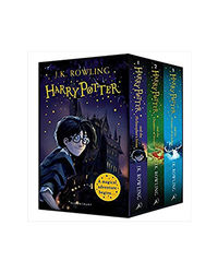 Harry Potter 1- 3 Box Set