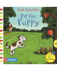 Axel Scheffler Pip The Puppy