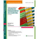 Problems and Solutions on Advanced Management Accounting (CA Final) , 10E
