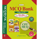 Padhuka' s MCQ Bank for CA CPT, 4E