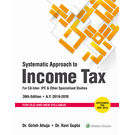 Systematic Approach to Income Tax, 39e