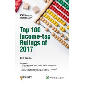 Top 100 Income Tax Rulings of 2017