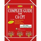 Padhuka' s Complete Guide For CA CPT(2nd edition) . Author: CA G. Sekar & CA B. Saravana Prasath (Jan'14)