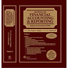 Manual of Financial Accounting & Reporting (Indian GAAP, IndAS, IFRS) (2 volumes)