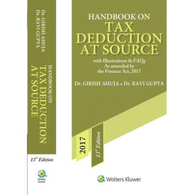Handbook on Tax Deduction at Source, 13E