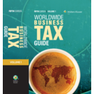 Worldwide Business Tax Guide (3 Volumes) , 4E