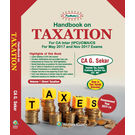 Padhuka's Handbook On Taxation- For Ca Inter (ipc) (ay 2016- 2017) , 2E