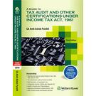 A Guide to Tax Audit and Other certifications under Income Tax Act, 1961, 3E