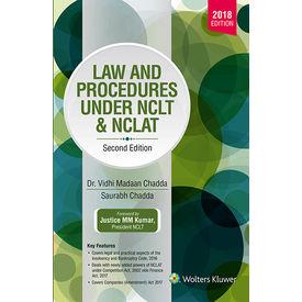 Law And Procedures Under NCLT & NCALT, 2ED
