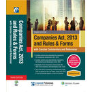Companies Act, 2013 and Rules & Forms With Concise Commentary and Referencer 3E