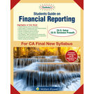 Students' Guide on Financial Reporting (CA Final New Syllabus)