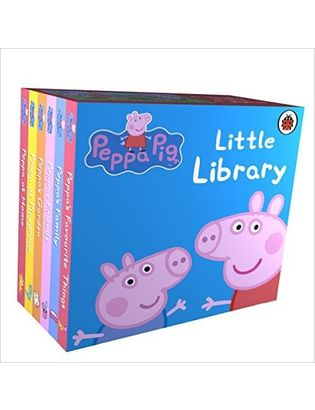 Peppa Pig: Little Library Board book– 6 Aug 2009
